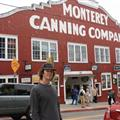 Canning Row in Monterey