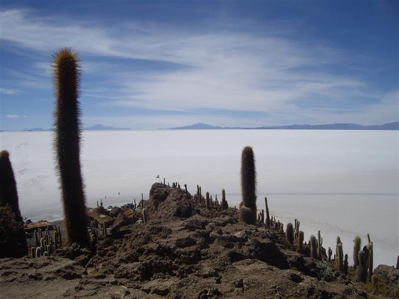 Isla Pescado II