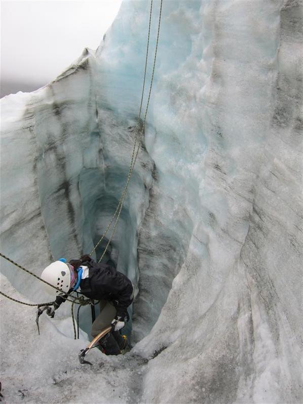 Photo from Fox Glacier, New Zealand