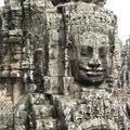 Bayon Temple - Happy faces
