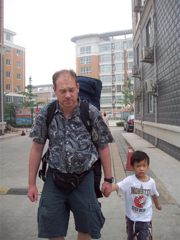 Going back to Harbin