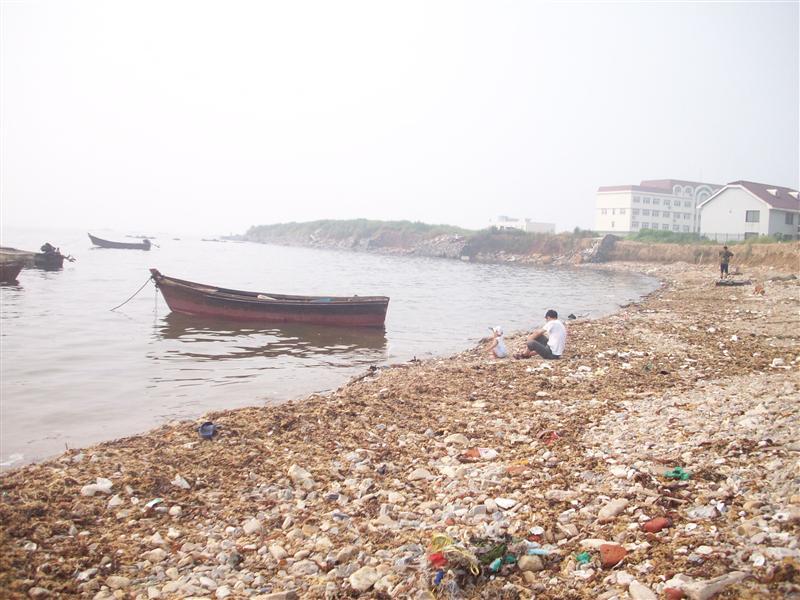Dalian fisherman