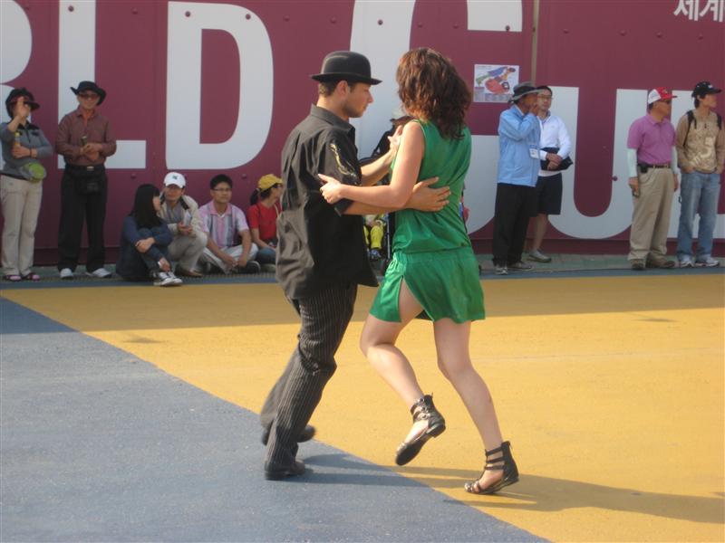 Swing Dancing!