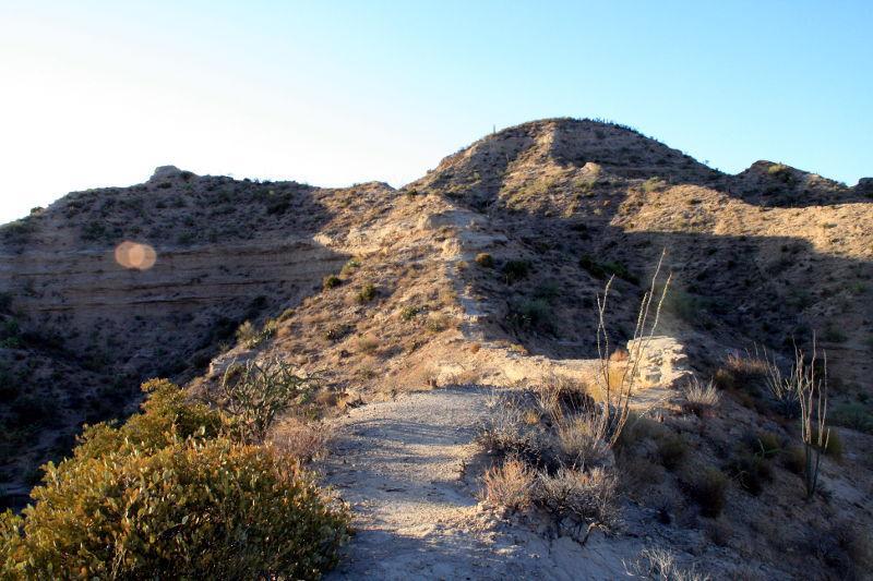 Trail to Coyote Peak