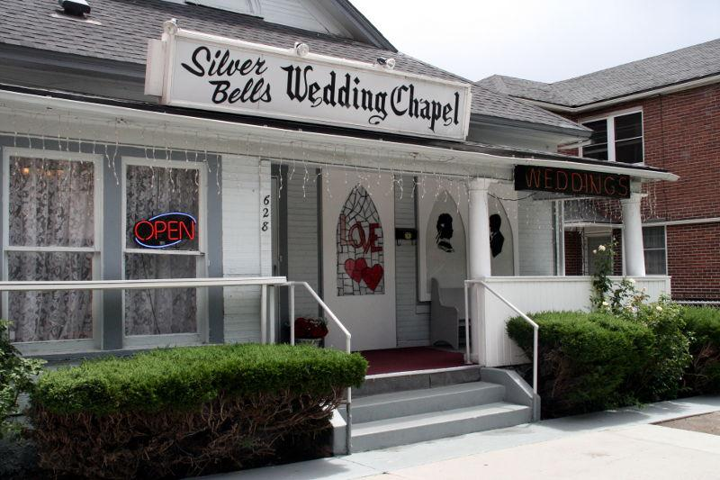 Silver Bells Wedding Chapel