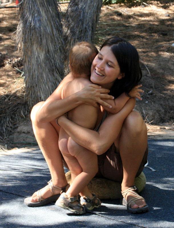Hugs for Mama