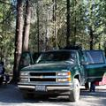 Campsite at Williamson River