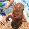 Ben in the Pool