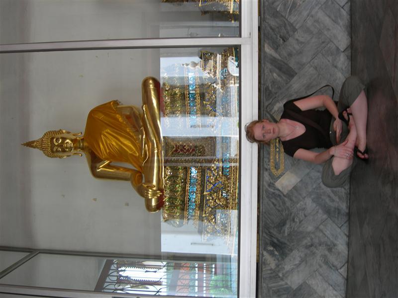 Erin is Buddha