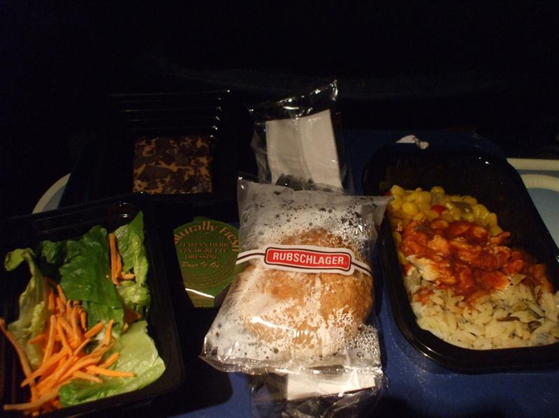 Surprise Dinner at Midnight