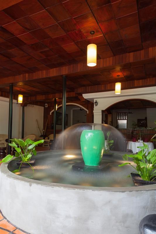 Gound floor Khmer Cuisine Restaurant