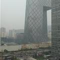 CCTV toren, mooi gebouw zeg!