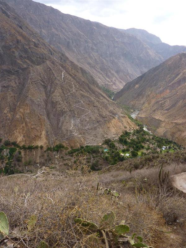 Culca Canyon