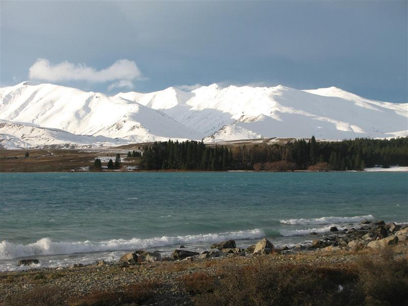Lake Tekapo - South Island New Zealand