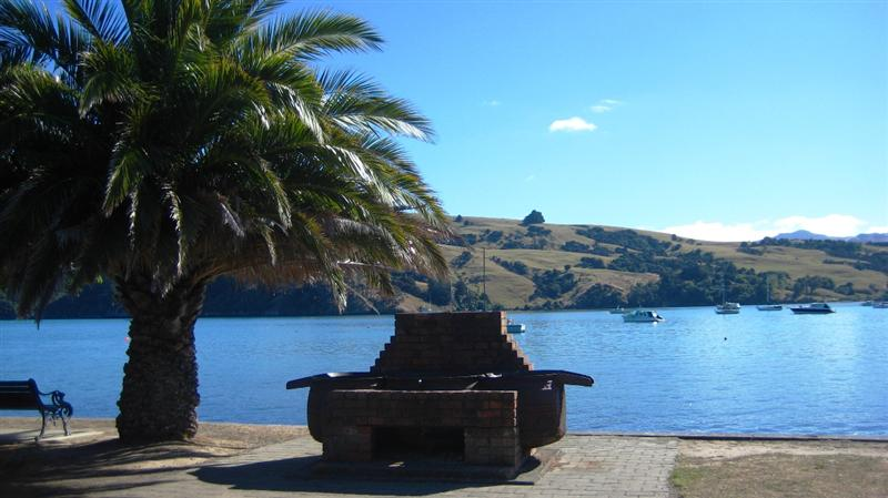 Photo from Akaroa, New Zealand