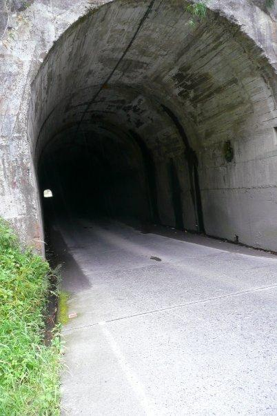 The tunnel that did Rak in