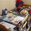 routes, tablets, tickets and nearly the kitchen sink