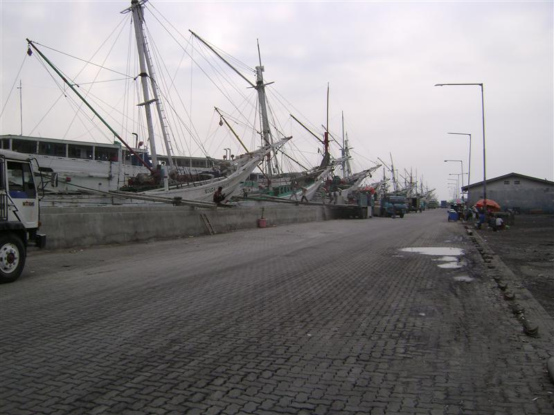 the old harbour