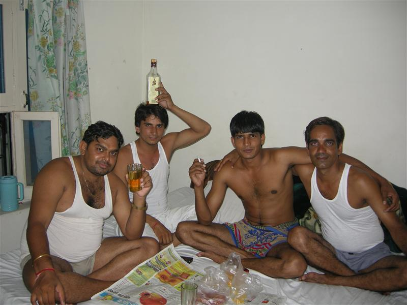 drinking in rishikesh