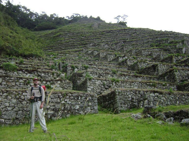 Paul under Wiñay Huayna