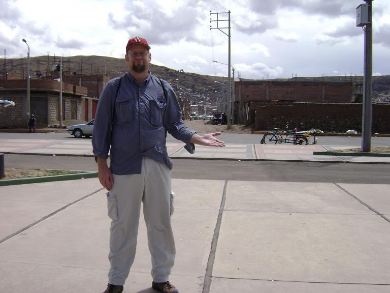 Paul in Puno