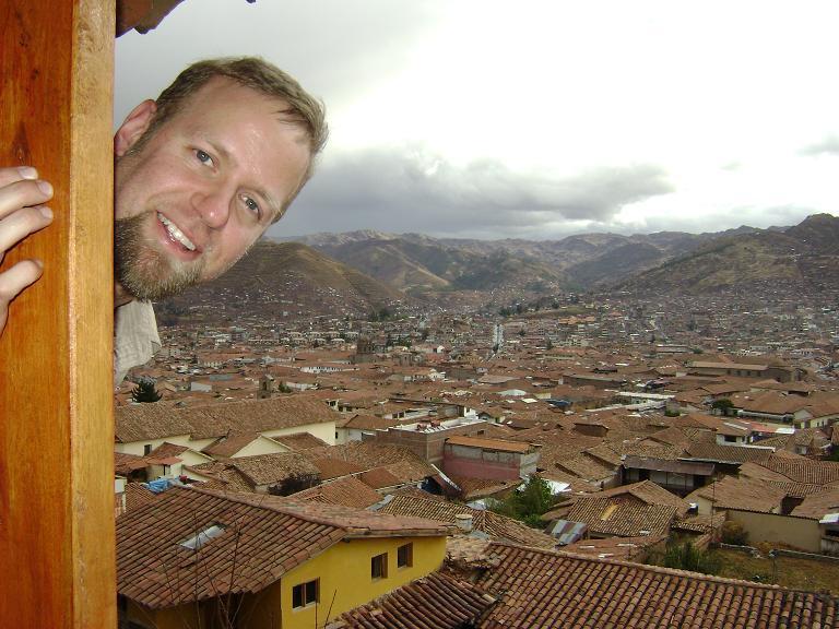 Paul Over Cusco