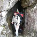 Bear cave through trail