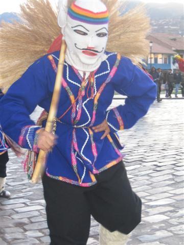 Boy on Parade