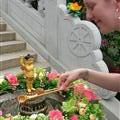 J-Mac bathing Buddha...